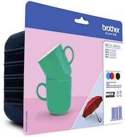 Brother Tinte LC227XL Value Pack (LC227XLVALBPDR)