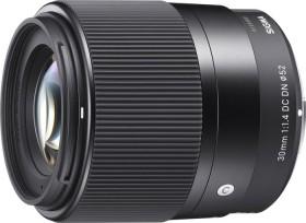 Sigma Contemporary 30mm 1.4 DC DN für Canon EF-M (302971)