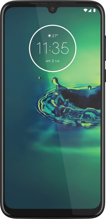 Motorola Moto G8 Plus Dual-SIM cosmic blue
