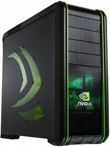 Cooler Master CM 690 II advanced NVIDIA Edition USB 3.0 with side panel window (NV-692A-KWN5)