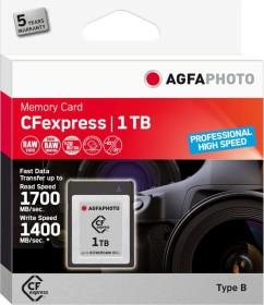 Lupus Imaging AgfaPhoto Prof. High Speed R1700/W1400 CFexpress Type B 1024GB (10443)