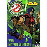 Extreme Ghostbusters - Die Geisterjagd (German) (PC)