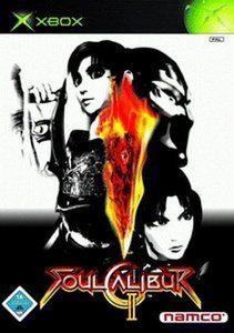 Soul Calibur 2 (German) (Xbox)