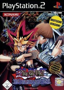 Yu-Gi-Oh! The Duelists of the Roses (German) (PS2)