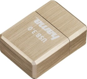 Hama FlashPen Micro Cube gold 64GB, USB-A 3.0 (124170)