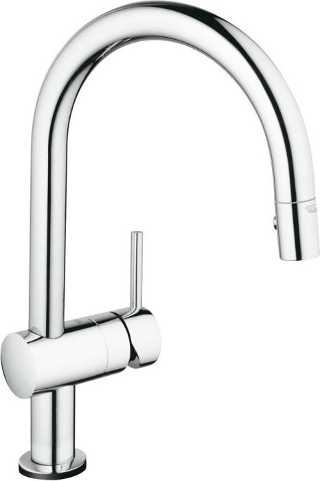 Grohe Minta Touch U-outlet extendible chrome (31358001)