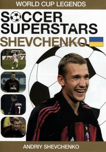 Soccer Superstars: Andriy Shevchenko -- via Amazon Partnerprogramm