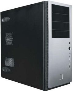 Antec New Solution NSK6580 black/silver, 430W ATX 2.2 (0761345-00680-4)