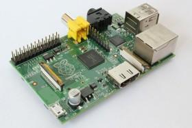 Raspberry Pi Modell B, 512MB RAM