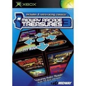 Midway's Arcade Treasures 3 (Xbox)