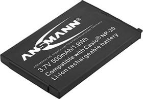 Ansmann A-Cas NP-20 Li-Ion battery (5022773)