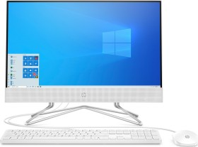 HP All-in-One 22-df0001ng Snow White (1M5W1EA#ABD)