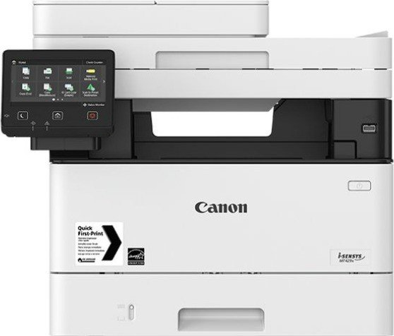 Canon i-SENSYS MF421dw, S/W-Laser (2222C008)