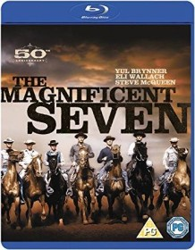 The Magnificent Seven (Blu-ray) (UK)