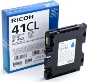 Ricoh gel GC41CL cyan low capacity (405766)