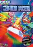 3D GamePack - featuring 3D Blockout, Target Earth, Gunpad 2000 (angielski) (PC)