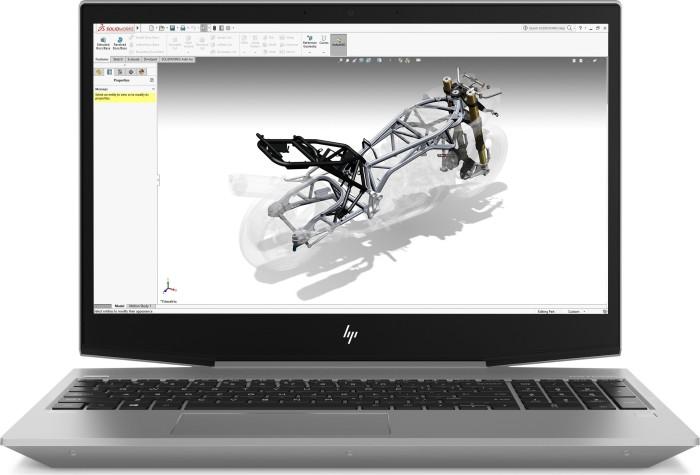 HP ZBook 15v G5, Xeon E-2176M, 16GB RAM, 256GB SSD (4QH40EA#ABD)