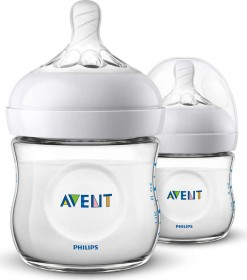 Philips Avent SCF030/27 close to nature bottles set, 2-piece