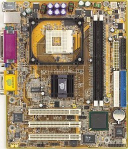 Chaintech CT-9LIF7, i865GV (dual PC-3200 DDR)