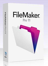 Filemaker: Filemaker Pro 11.0, aktualizacja (angielski) (PC/MAC) (TY357Z/A)