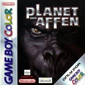 Planet der Affen (GBC)