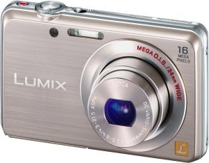 Panasonic Lumix DMC-FS45 gold