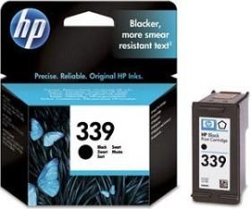 HP Printhead with ink 339 black (C8767EE)