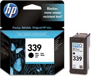 HP 339 Druckkopf mit Tinte schwarz (C8767EE)