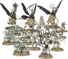 Games Workshop Warhammer Age of Sigmar - Maggotkin of Nurgle - Start Collecting! Daemons of Nurgle (99129915042)