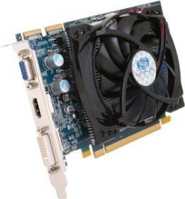 Sapphire Radeon HD 4670, 512MB DDR4, VGA, DVI, HDMI, lite retail (11138-17-20R)