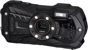 Pentax Optio WG-2 black (15472)