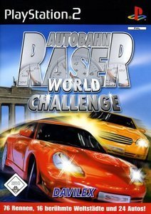 Autobahnraser World Challenge (German) (PS2)