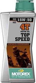 Motorex top Speed 4T 15W-50 1l