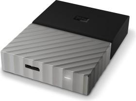 Western Digital WD My Passport Ultra 2017 schwarz 4TB, USB 3.0 Micro-B (WDBFKT0040BGY)