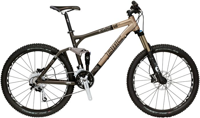 BMC trailfox TF02 model 2011
