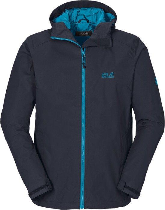 Jack Wolfskin Chilly Morning Jacket night blue (men)