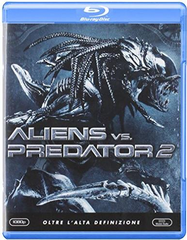 Aliens vs. Predator 2 - Requiem (Blu-ray) (UK) -- via Amazon Partnerprogramm