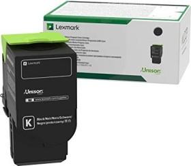 Lexmark Return Toner C2320K0 schwarz (C2320K0)