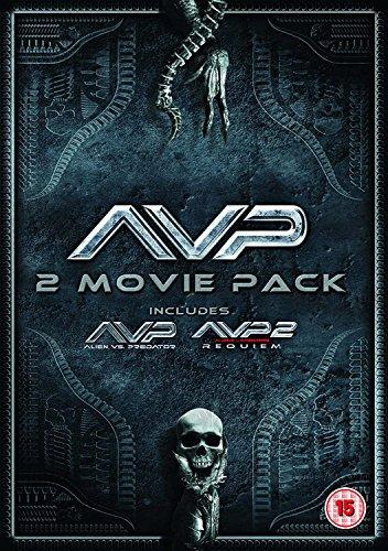 Alien vs. Predator/Aliens vs. Predator 2 - Requiem (UK) -- via Amazon Partnerprogramm