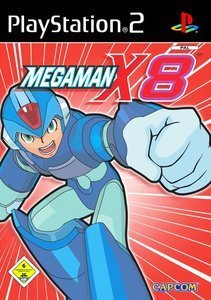 Megaman X8 (deutsch) (PS2)