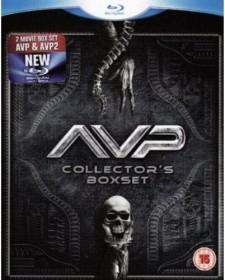 Alien vs. Predator/Aliens vs. Predator 2 - Requiem (Blu-ray) (UK)