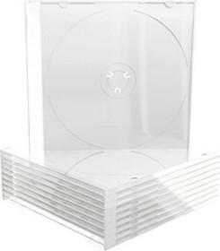 MediaRange CD-Hülle 100 Stück transparent (BOX20)