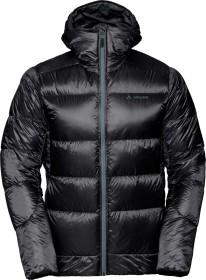 VauDe Kabru Hooded III Jacket black (men) (41199-010)