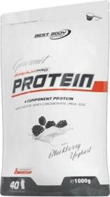 Best Body Nutrition Gourmet Premium Pro Protein Blackberry Yoghurt 1kg (1000977)