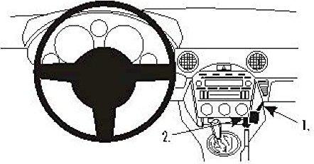 Brodit ProClip for Mazda -- via Amazon Partnerprogramm
