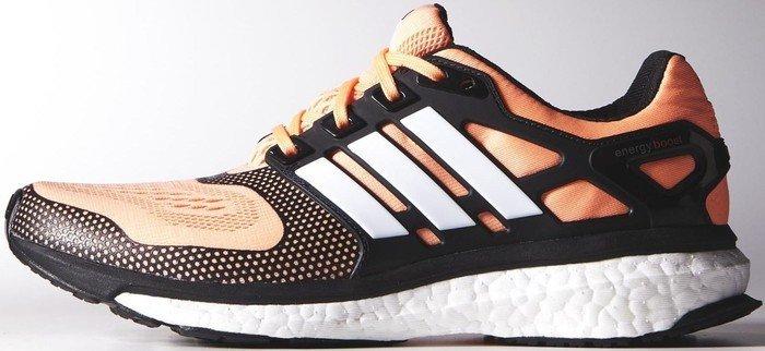 adidas Energy Boost ESM flash orangeftwr whitecore black (Damen) (B40903)