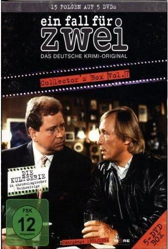 Ein Fall für Zwei Vol. 7 -- via Amazon Partnerprogramm