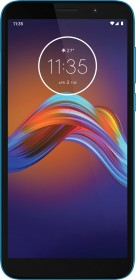 Motorola Moto E6 Play Dual-SIM tranquil teal