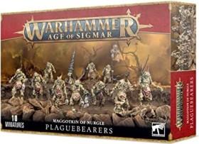 Games Workshop Warhammer Age of Sigmar - Maggotkin of Nurgle - Plaguebearers (99129915039)