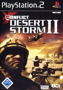 Conflict: Desert Storm 2 (German) (PS2)